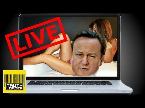Is David Cameron's porn filter a good idea? LIVE debate - 동영상