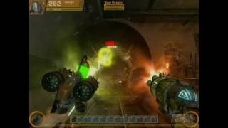 Hellgate: London PC Games Gameplay - In-Game Footage