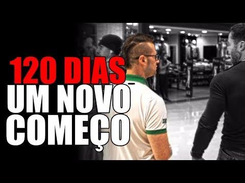 120 DIAS UM NOVO COMEÇO | ANDER VAI POR O SHAPE