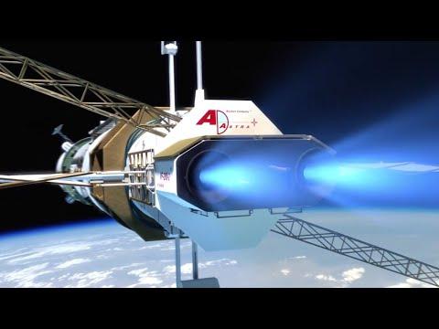 39 Days to Mars! NASA's New Plasma Engine! - YouTube