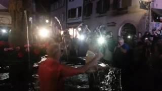 Kaysersberg village préféré des Français : le maire finit dans la fontaine !