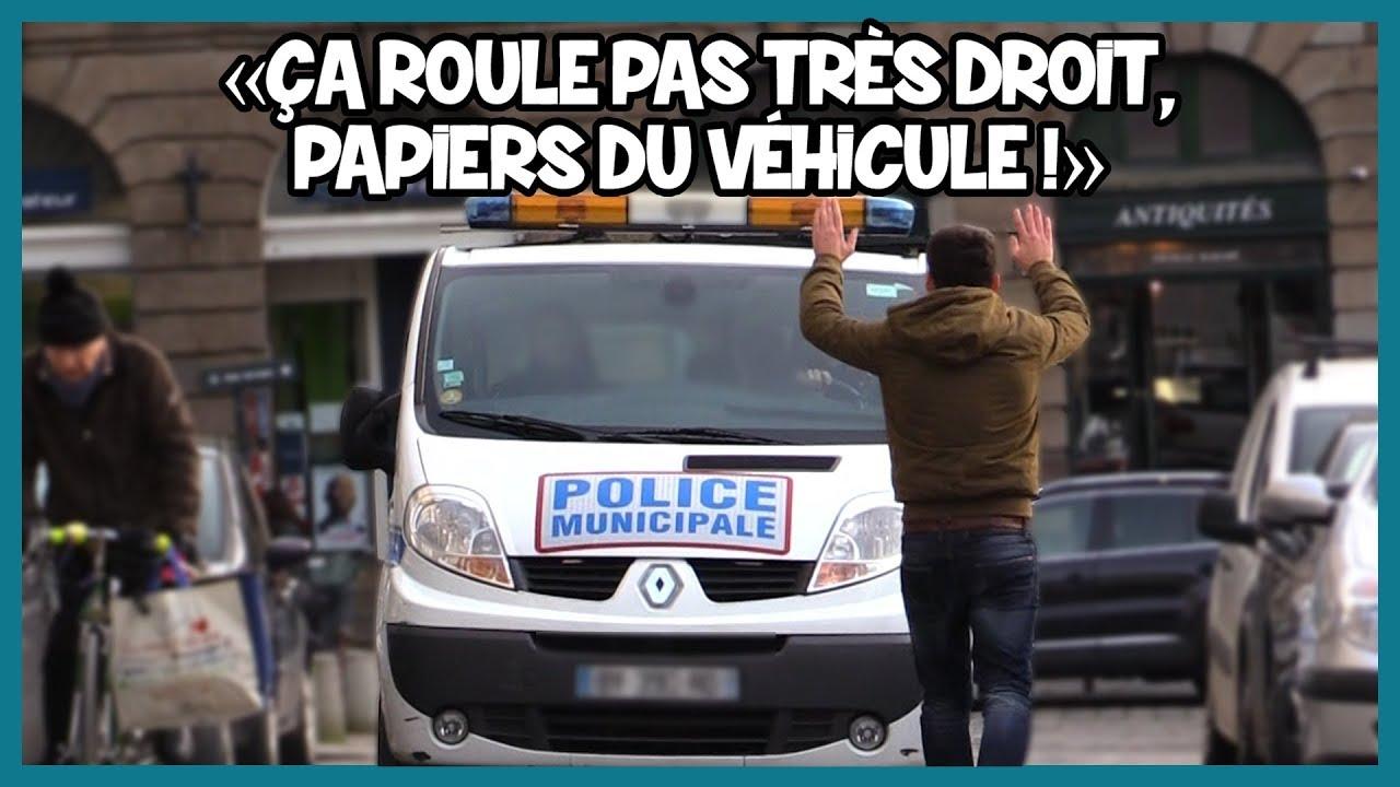 """""""Papiers du véhicule !"""" - Défi Prank - Les Inachevés"""