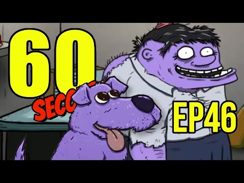 60 Seconds - DREAM TEAM / FRIENDLY NEIGHBOURS - Ep. 46 ★ Lets Play 60 Seconds! (Tsar Bomba)