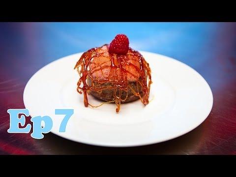 Dara The Bow Girl : Ep 7 : Chocolate Molten Lava Cake