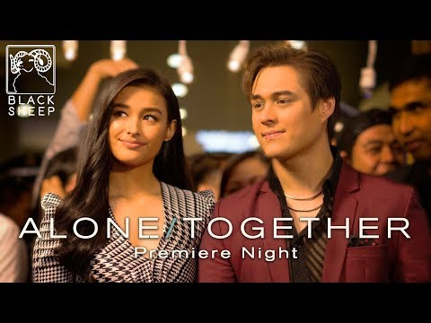 Alone/Together Premiere Night