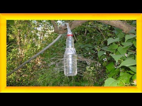 Recycling Dusche selber bauen –  Wassersprenger selber machen – DIY Gadget , Life Hack, Lifehack