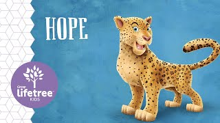 Hope the Jaguar | Buzzly's Buddies | Shipwrecked VBS