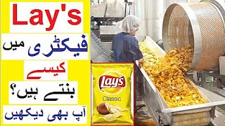 How Lay's are made in Factory - Reality Tv
