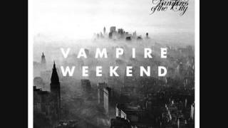 Vampire Weekend-Finger Back