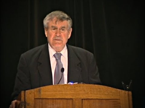 2011 Hagey Lecture: Dr. Ian Hacking - How did mathematics become possible?