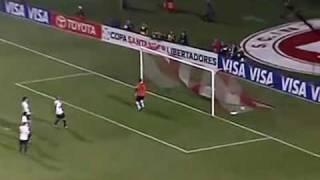 Melhores momentos de Internacional 1 x 0 São Paulo pela semifinal da Libertadores 2010