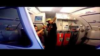 Video Live Music On Board AirAsia Indonesia QZ 534 by SFA Raditya Alamanda download MP3, 3GP, MP4, WEBM, AVI, FLV Juni 2018