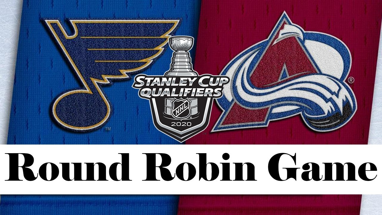 St. Louis Blues vs Colorado Avalanche | Aug.02, 2020 | Round Robin Game | NHL 2019/20 | Обзор матча