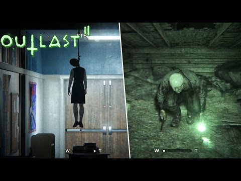 THEY FOUND ME HIDING! | Outlast 2 - Part 6