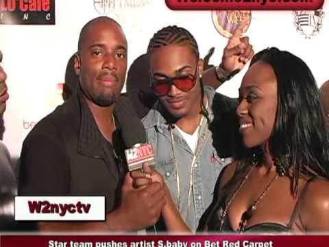 Bet Awards 2010 S.baby Choice Malik whitfield Jo D Jonz  with Welcome2nyc's Dangerus Diva