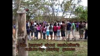 NSAP 2011 part 1 Esteli Nicaragua R. F. Hall School Feb 2011