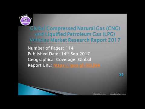 Compressed Natural Gas (CNG) and Liquified Petroleum Gas (LPG) Vehicles Market Precise Analysis