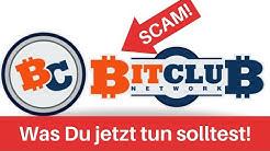 BitClub Network Scam - was Du jetzt tun solltest!