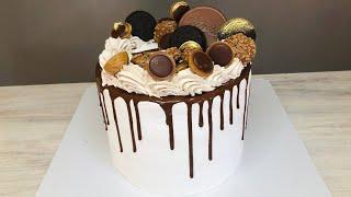 Торт МЕЧТА этим все СКАЗАНО Очень ВКУСНЫЙ шоколадный торт с кремом