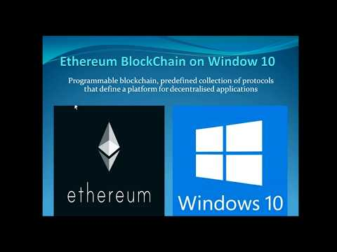 Ethereum BlockChain Tutorial - Compilation of Smart Contract