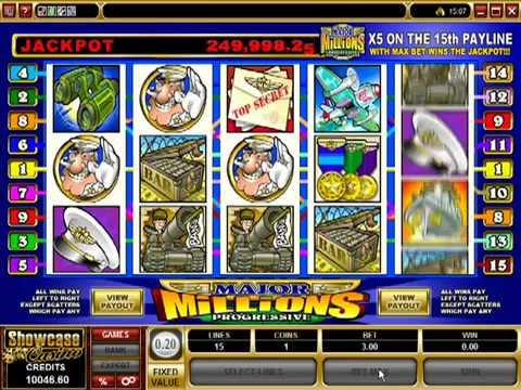 Major Slot Wins