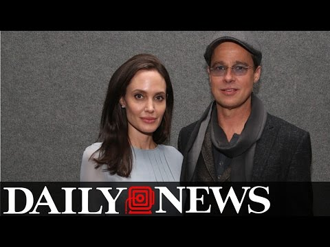 Angelina Jolie And Brad Pitt's Children Are In Therapy Because Of The Divorce