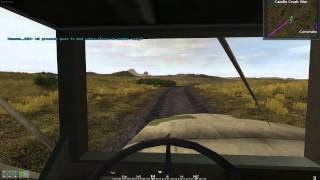 Project Reality v0.981 - Goose Green, Cannon Fodder
