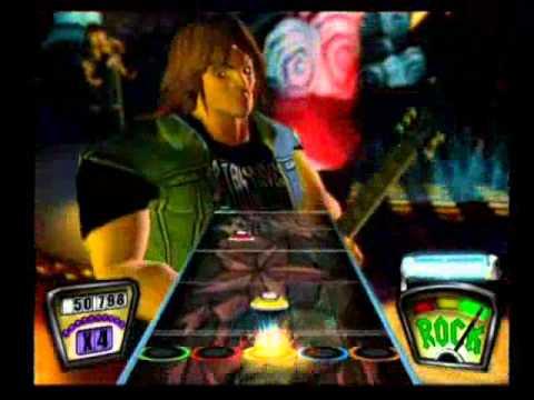 Guitar Hero - Godzilla - Medium - Full Scale