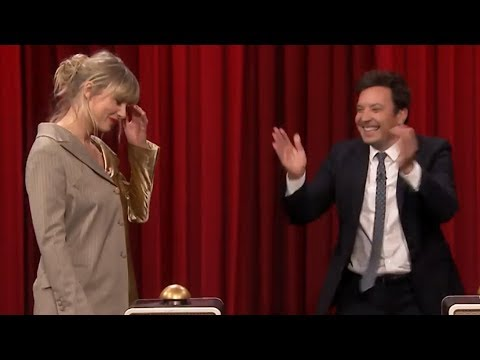 Taylor Swift FAILS to Recognize Her Own Song in Game with Jimmy Fallon