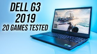 Dell G3 3590 (1660 Ti Max-Q) Gaming Benchmarks - 20 Games Tested!