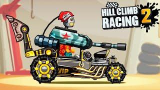 ОБНОВЛЕНИЕ игры Hill Climb Racing 2 обзор прохождение 2D гонки на андроид Хилл Климб Рейсинг 2