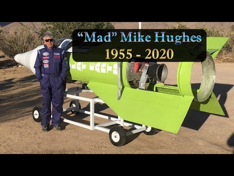 "Flat Earth Enthusiast ""Mad"" Mike Hughes Dies thumbnail"