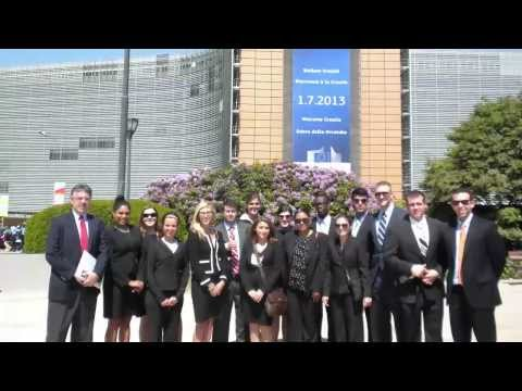 Duquesne Study Law Abroad Video