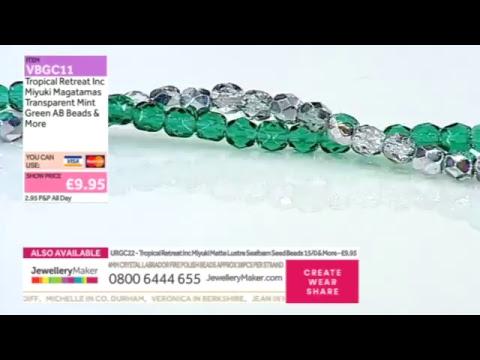 JewelleryMaker LIVE 16/12/17 6PM-10PM