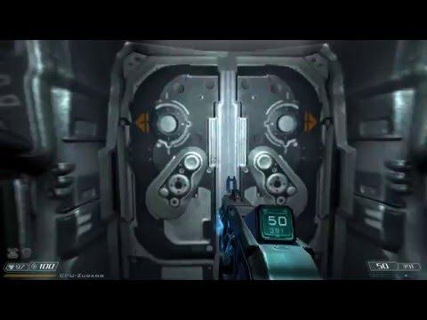 Immersive HD Mod For Doom3 BFG Hi Def (CPU Boss Level)