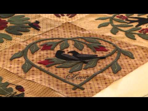 Common Ground 504 -  Breezy Point Quilting Guild & Poet Marsh Muirhead