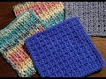 Spritz Cookie Dishcloth Crochet Pattern - YarnWars