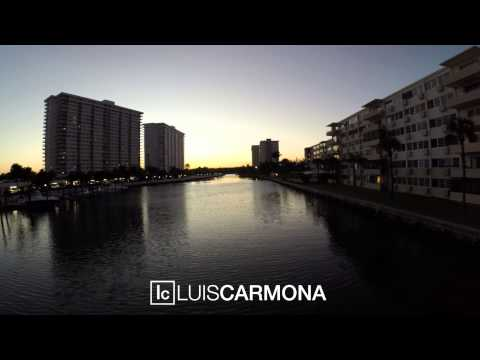LUIS CARMONA PRESENT: UP IN THE AIR TRUMP TOWER SUNNY ISLES BEACH