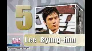 Video Lee Min Ho - Arirang TV - Foreigner living in Korea Select hottest 5 Hallyu Stars [Korea Today] download MP3, 3GP, MP4, WEBM, AVI, FLV Juli 2018
