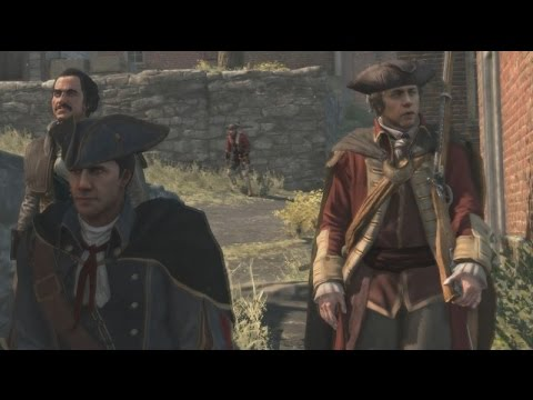 Assassin's Creed III - John Pitcairn
