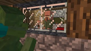 - The Zombie Siege A Minecraft Animated Film