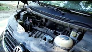 Подержанные автомобили - Volkswagen Multivan 2007г