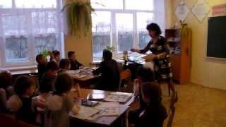 Урок по окружающему миру в 1 классе_Амирова ЮМ