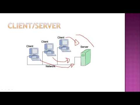 What is Client-Server Architecture (Client/Server Network ) ?