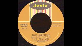 THE METERS - Soul Machine