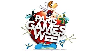 Rendez vous á la Paris Games Week le 1er Novembre !