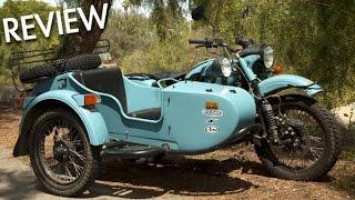 Ural 2WD Sidecar Motorcycle - MotoGeo Review