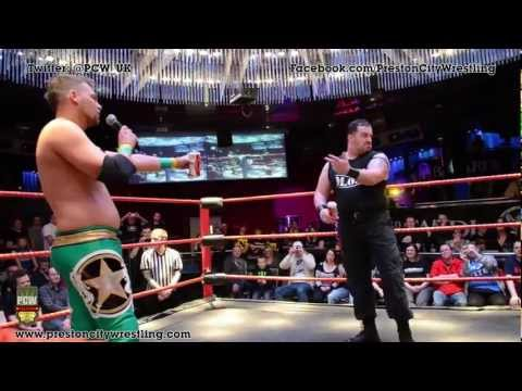 Preston City Wrestling - 30 Man Royal Rumble - FULL MATCH 67 minutes!