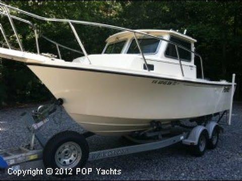 [UNAVAILABLE] Used 2009 Parker 2120 Sport Cabin in Thornburg, Virginia