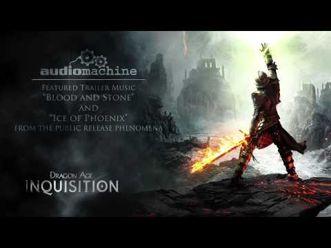 "Dragon Age: Inquisition – The Hero of Thedas / Trailer Song - Audiomachine - ""Blood and Stone"""